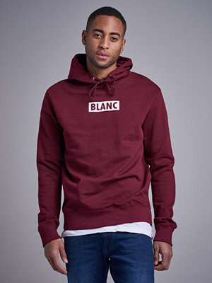 Speechless Square Name hoodie Wine