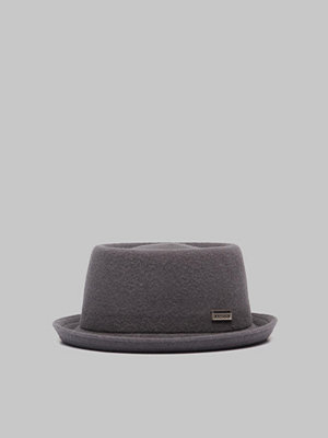 Hattar - Kangol Wool Mowbray Slate Grey