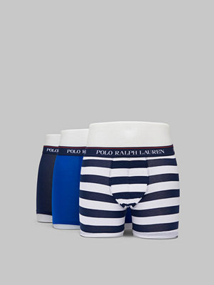 Polo Ralph Lauren Classic Trunk 3 PKT 003 Navy / Stripe / Blue