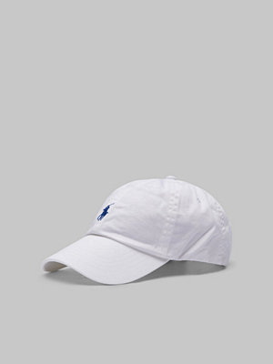 Kepsar - Polo Ralph Lauren Classic Sport Cap 001 White