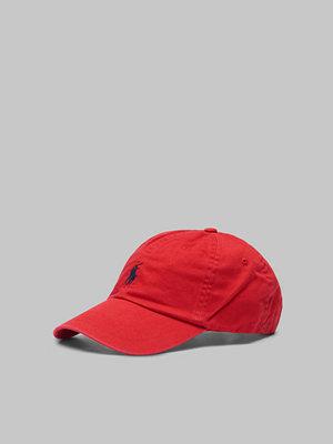 Kepsar - Polo Ralph Lauren Classic Sport Cap 002 RL Red