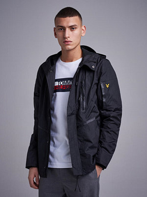 Lyle & Scott Minimal Jacket 572 True Black