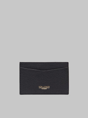 Plånböcker - Von Lukacs Theodore Card Holder Black