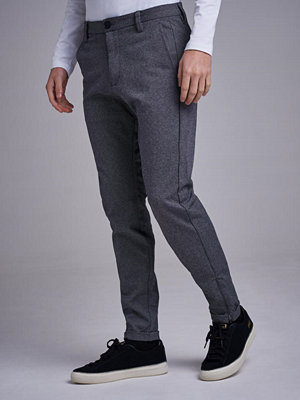 Byxor - Gabba Pisa Jersey Long Light Grey