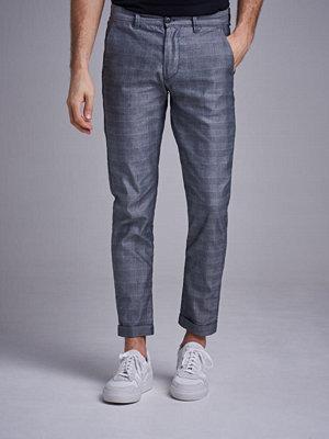 Byxor - Gabba Rome Pants Grey Check