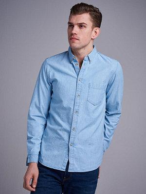 Skjortor - Levi's Made & Crafted LMC Standard Shirt Bravo Blues