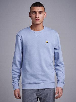 Lyle & Scott Crew Neck Sweatshirt Z468 Cloud Blue