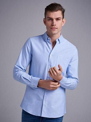 Skjortor - Filippa K Tim Oxford Shirt Lt Blue