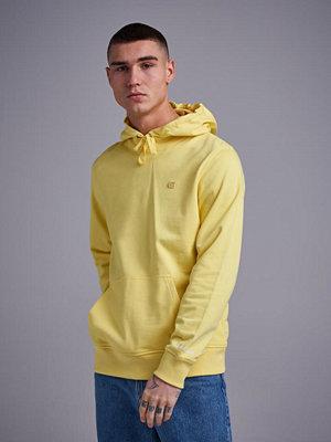 Calvin Klein Jeans CKJ Chest Embroidery Hoodie 796 Yellow Cream