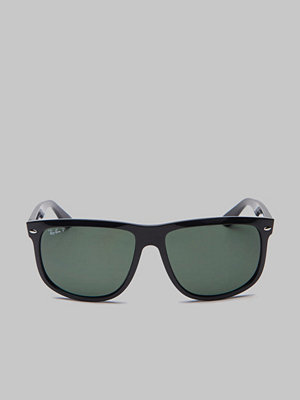 Ray-Ban RB4147 Polarized Black/Green