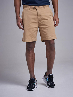 Shorts & kortbyxor - Wacay Evan Shorts 105 Clay Beige