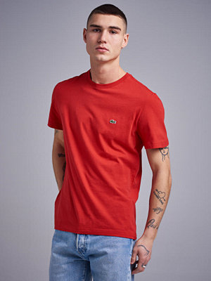 Lacoste Crew Neck Tee 9QA Red
