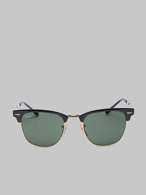 Solglasögon - Ray-Ban RB3716 Black/Gold/Green