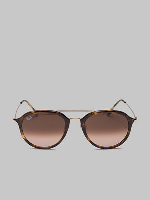 Solglasögon - Ray-Ban RB4253 Havana/Gold/Brown