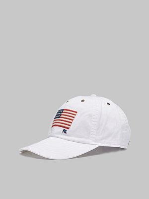 Kepsar - Polo Ralph Lauren Classic Sport Cap 003 White