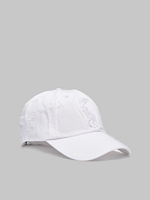 Kepsar - Polo Ralph Lauren Classic Sport Cap 009 White