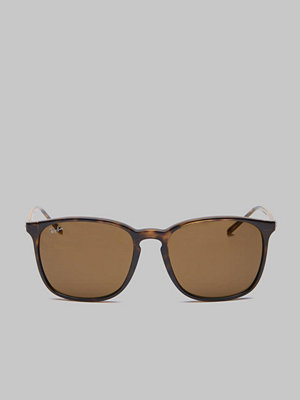 Solglasögon - Ray-Ban RB4387 Havana/Brown