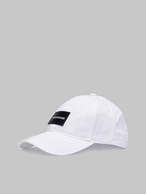 Kepsar - Calvin Klein CK Jeans Cap White