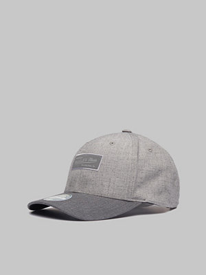 Kepsar - Mitchell & Ness M&N Own Brand Beam Snapback Grey