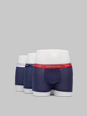 Kalsonger - Tommy Hilfiger TH 3-Pack Trunk Multi WB/Peacoat