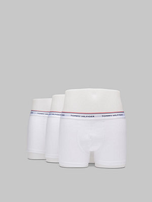 Kalsonger - Tommy Hilfiger TH 3-Pack Trunk White