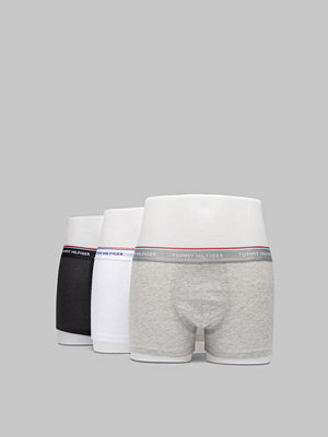 Tommy Hilfiger TH 3-Pack Trunk Grey/White/Black