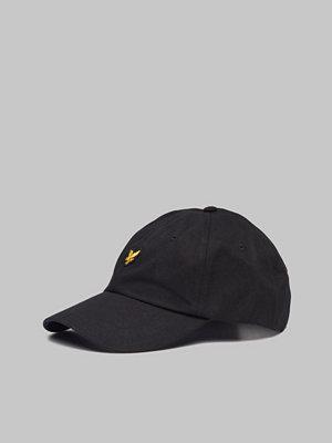 Kepsar - Lyle & Scott Baseball Cap 572 True Black