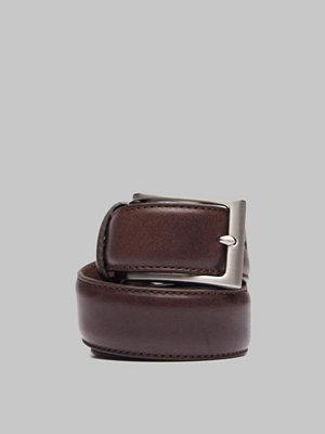 Bälten & skärp - KAV Svanvik 0052 Dark Brown