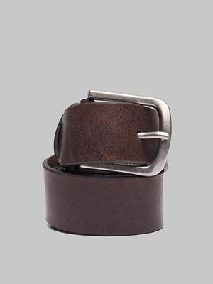 Bälten & skärp - KAV Kastet 0052 Dark Brown