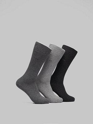 Calvin Klein Underwear CK Eric 3-pack Socks F53 Grey Mix
