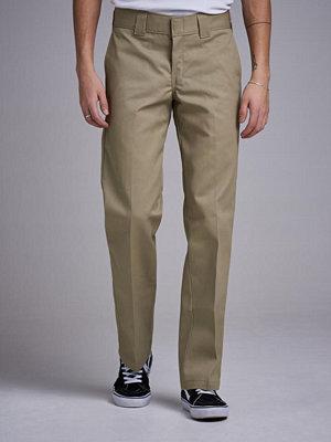 Byxor - Dickies 873 Slim Straight Work Pant Khaki