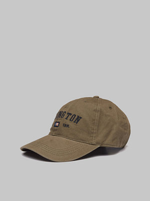 Kepsar - Lexington Houston Cap Hunter Green