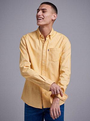 Skjortor - Lexington Kyle Oxford Shirt Yellow