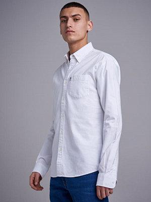Skjortor - Lexington Kyle Oxford Shirt Bright White