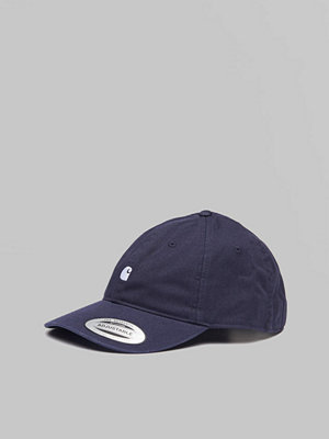 Kepsar - Carhartt Madison Logo Cap Dark Navy