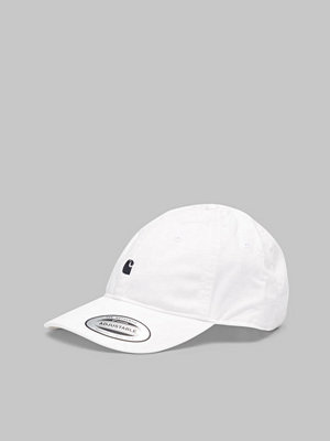Kepsar - Carhartt Madison Logo Cap White