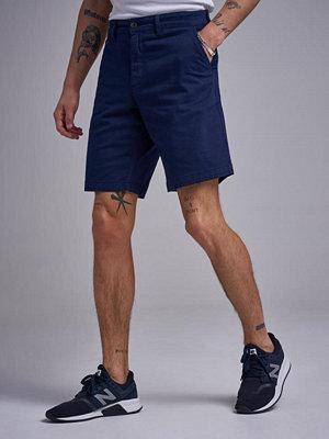 Shorts & kortbyxor - Lyle & Scott Chino Short Z99 Navy