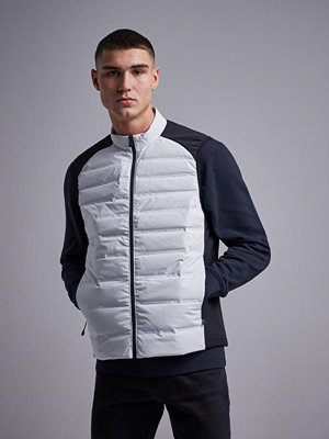 Västar - Sail Racing Race Down Vest Glacier Grey