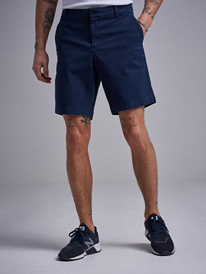 Shorts & kortbyxor - Calvin Klein Reg Fit Twill Short Navy Blazer