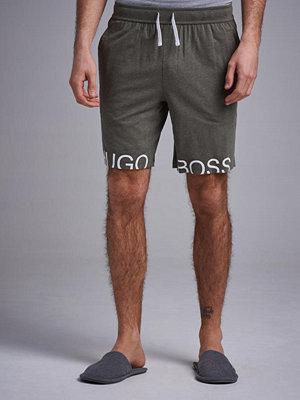 Shorts & kortbyxor - BOSS Identity Shorts Dark green