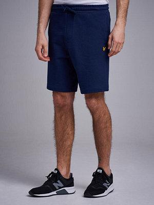 Shorts & kortbyxor - Lyle & Scott Sweat Shorts Z99 Navy