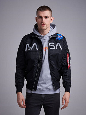Alpha Industries Nasa Jacket FN 03 Black