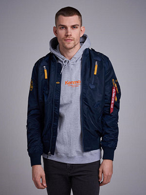 Alpha Industries Falcon II 07 Replica Blue