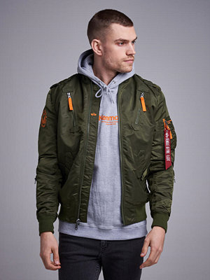 Alpha Industries Falcon II 257 Dark Green