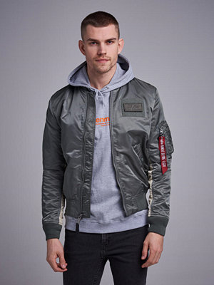 Alpha Industries MA-1 TT Custom 432 Vintage Green
