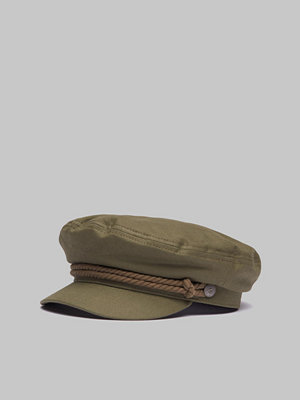 Kepsar - Brixton Fiddler Cap Military Olive