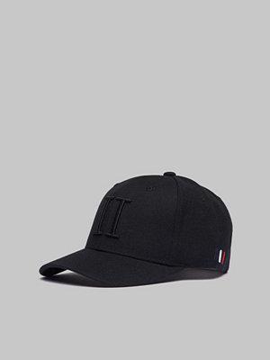 Kepsar - Les Deux Baseball Cap II Black/Black