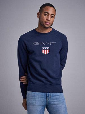 Gant Gant Shield C-Neck Evening Blue