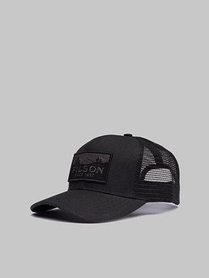Kepsar - Filson Logger Mesh Cap Black