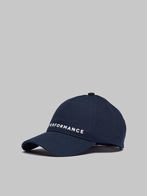 Peak Performance Logo Cap Blue shadow